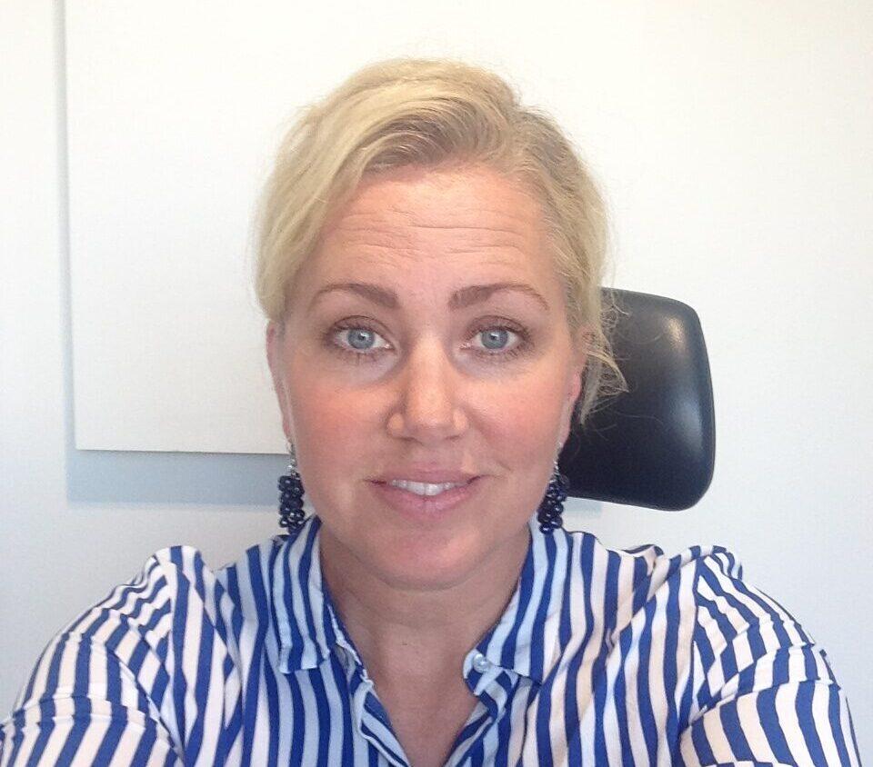 Karin Nordmark – Kompetensutvecklare på Försäkringskassan