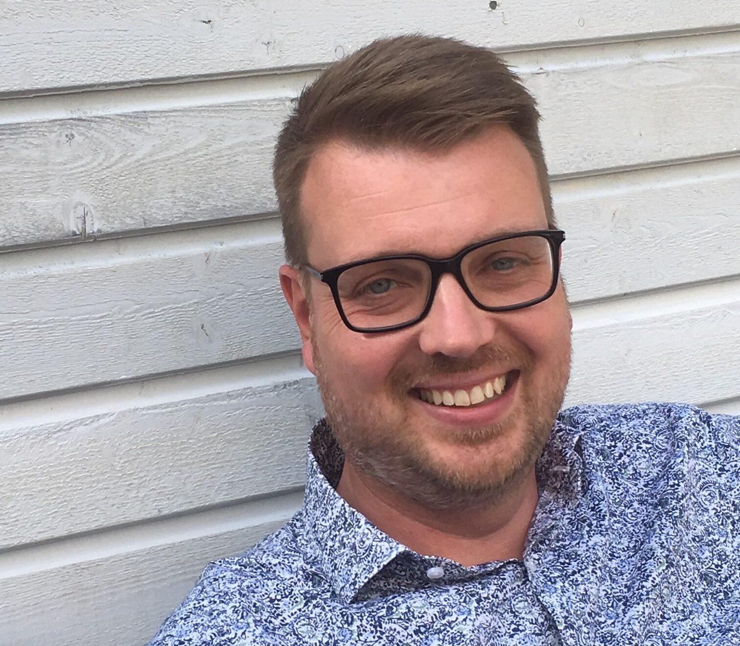 Henrik Holm – Enhetschef på Försäkringskassans IT-avdelning